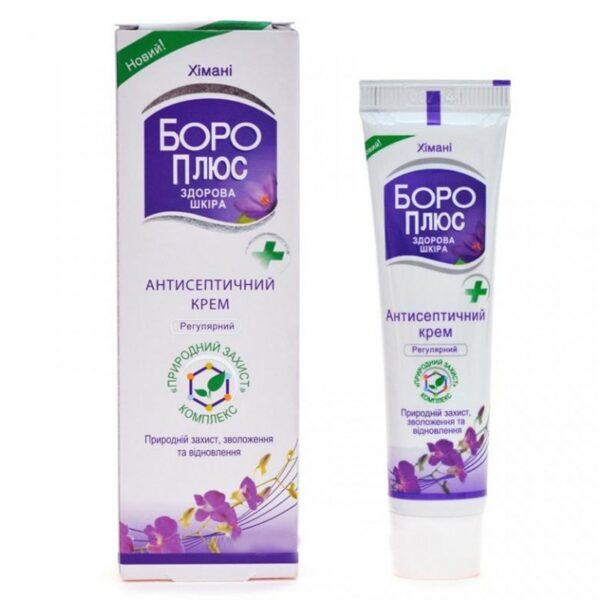 Боро плюс Антисептический крем фиолетовый 50ml