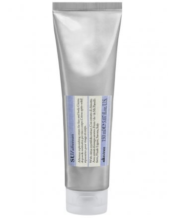 Davines Essential Haircare SU aftersun - Восстанавливающий крем после загара для лица и тела 150 мл
