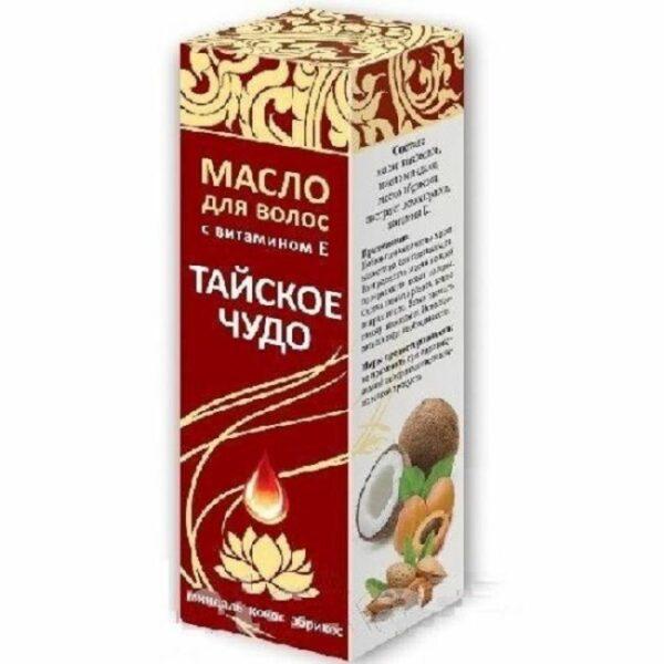 """Масло для волос Медикомед """"Тайское чудо"""