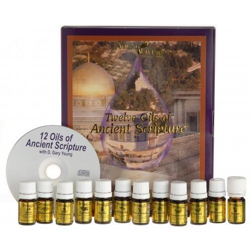 YL Oils of Ancient Scripture Kit Библейские Масла