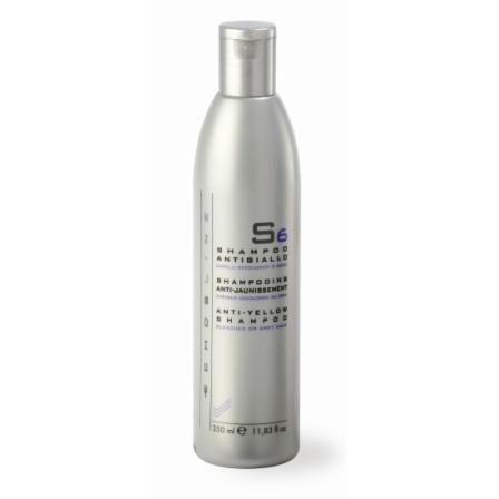 Echosline S6 - Шампунь оттеночный для осветлённых и седых волос
