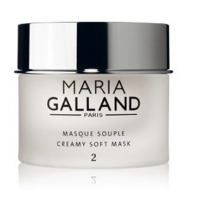MARIA GALLAND  Мягкая очищающая маска Masque souple / Creamy soft mask