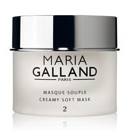 MARIA GALLAND  Мягкая очищающая маска Masque souple / Creamy soft mask