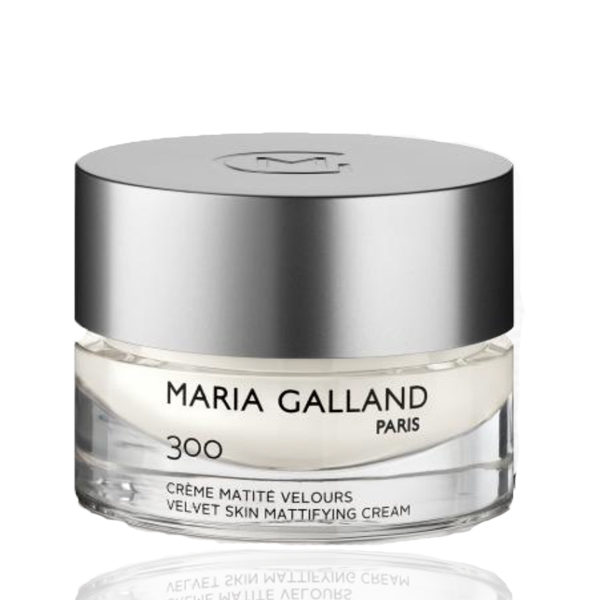 MARIA GALLAND 300 VELVET SKIN MATTIFYING CREAM 50ML