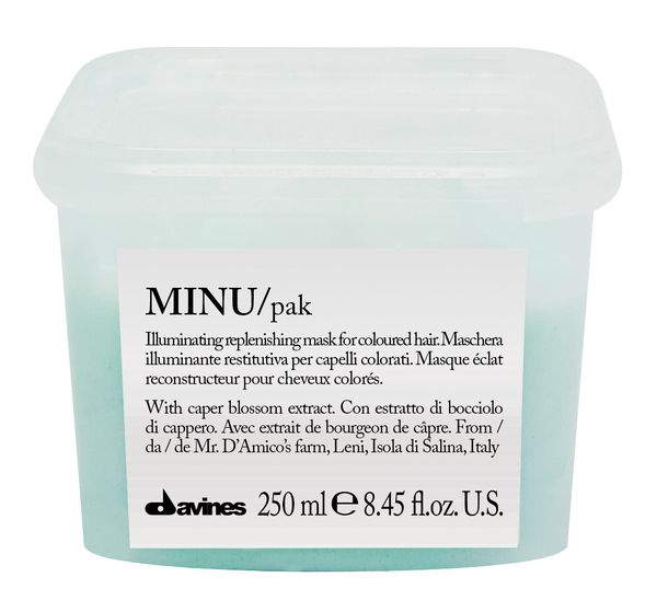 Davines Essential Haircare Minu- Маска для окрашенных волос