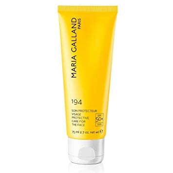 MARIA GALLAND 194 защита для лица  PROTECTIVE CARE FOR THE FACE SPF50+ 75ML