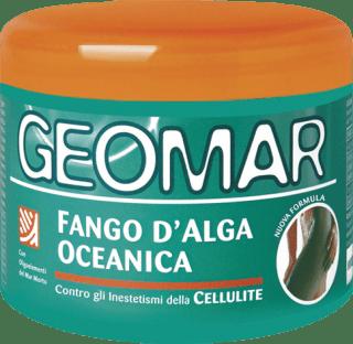 GEOMAR Fango D'Alga Oceanica против недостатков от целюлита