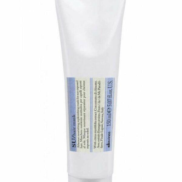 Davines Essential Haircare SU hair mask - Питательная восстанавливающая маска для волос 150 мл