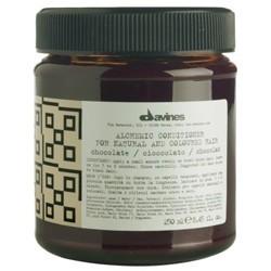 Davines Alchemic Conditioner Chocolate Кондиционер для темно-коричневых и черных оттенков