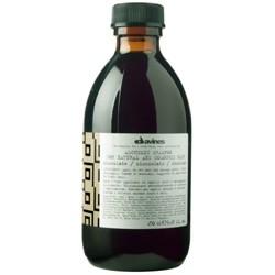 DAVINES  Alchemic Shampoo Chocolate Шампунь  для темно-коричневых и черных оттенков