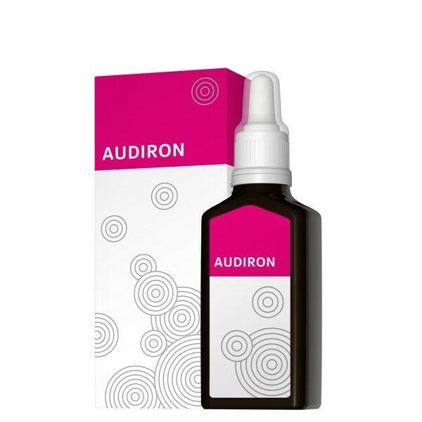 Аудирон - при воспалении среднего уха