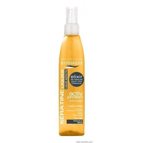 Byphasse Жидкий кератин для волос (250 ml)