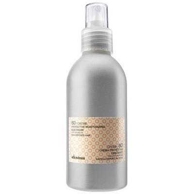 Davines SU Protective Moisturizing Sun Cream Крем-кондиционер для волос увлажняющий защитный