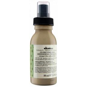 Davines Glorifying Shimmering Silkening Serum Сыворотка для увлажнения