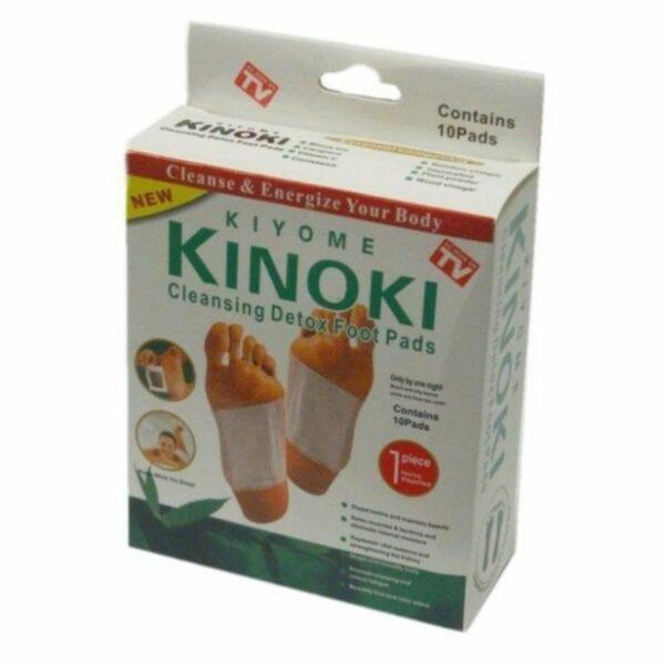 Детоксационный пластырь Kinoki Detox Удаляет вредные токсины из организма (10шт.)