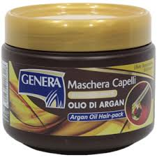 Genera Маска для волос  Olio di Argan восстанавливающая 500мл