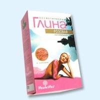 Розовая глина - природное средство