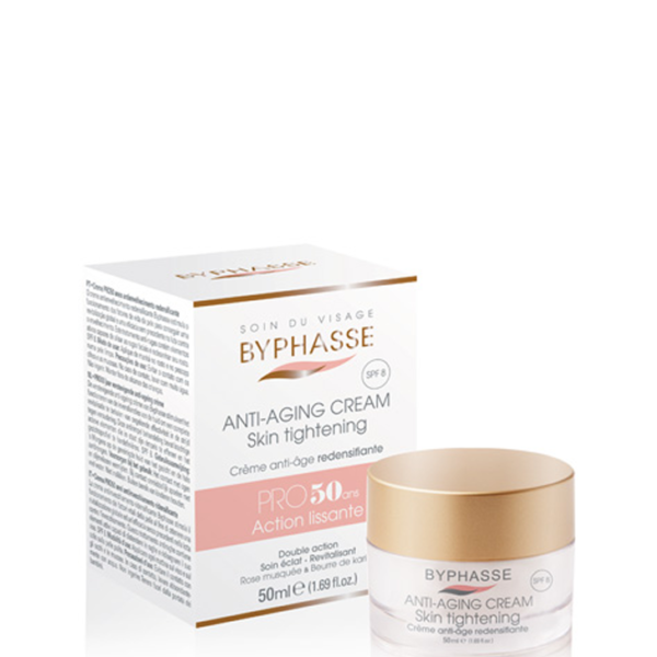 BYPHASSE антивозрастной крем Anti-aging Cream PRO50 with Tightening effect