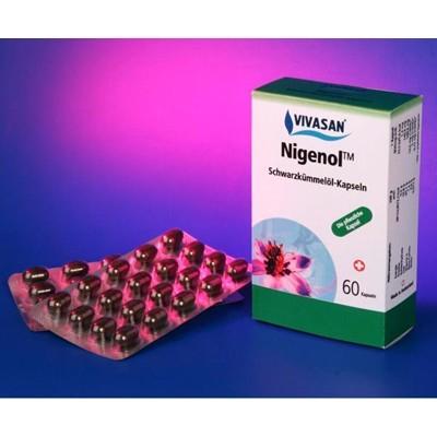 VIVASAN Нигенол в капсулах