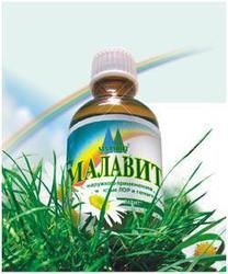 МАЛАВИТ - натуропатический многофункциональный оздоровительный препарат