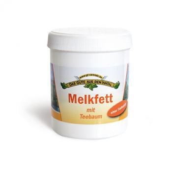 Бальзам для кожи с чайным деревом и молочным жиром.MELKFETT MIT TEEBAUM-ÖL