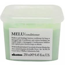 DAVINES MELU Кондиционер для длинных или поврежденных волос