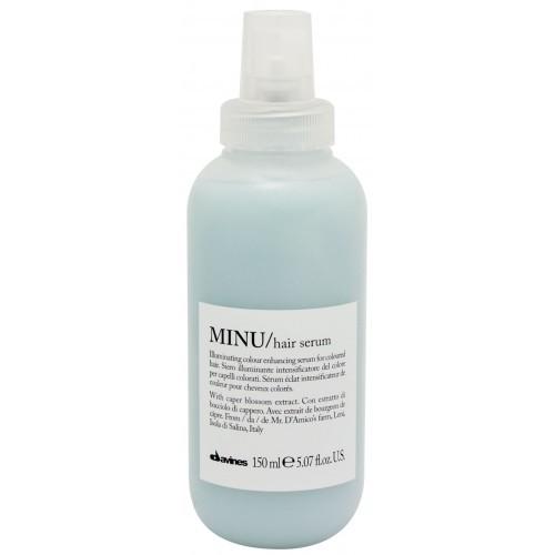 DAVINES MINU hair serums - Несмываемая сыворотка для окрашенных волос