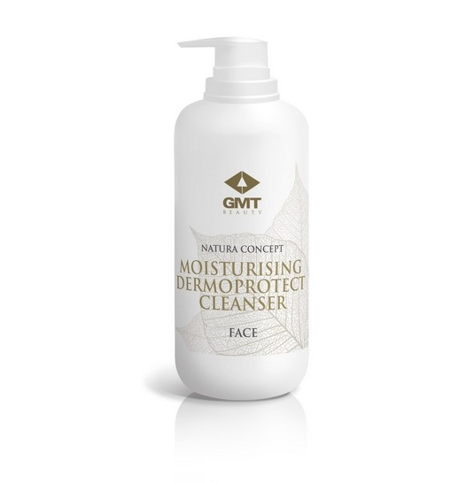 GMT MOISTURISING DERMOPROTECT CLEANSER FOR FACE 500g