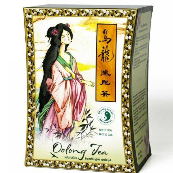 Улун (OoLong) чай – грация летящей ласточки. 80 г (4 гx 20)