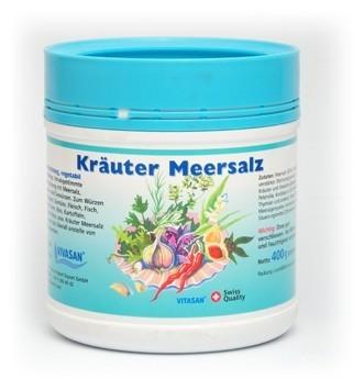 VIVASAN Морская соль с травами оказывает противовоспалительное и оздоровляющее действие